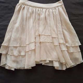 Pale Pink Portmans Skirt Size 6