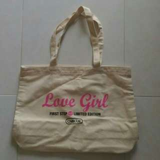 CNBlue Limited Edition Tote Bag