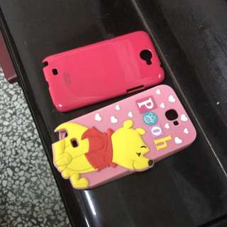 Note2手機殼/小熊維尼