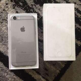 Iphone 6 64gb Space Grey Fullbox ( Ori Refurbished )