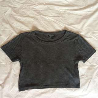Top shop cropped Top
