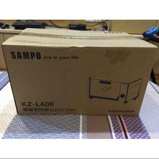 400🌼聲寶電烤箱 KZ-LA06