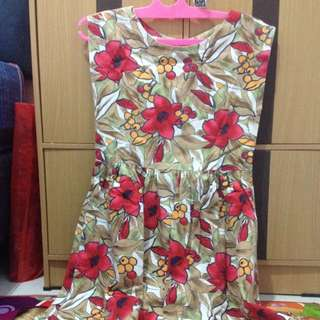 <DISKON> Vintage Dress