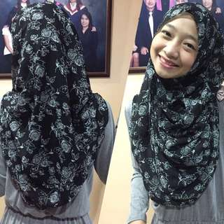 Shyra Viney Instant Shawl Double Loop