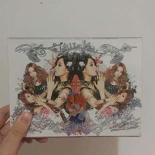 TTS Twinkle專輯