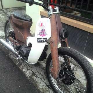 Streetcub Basic Honda Star Lengkap