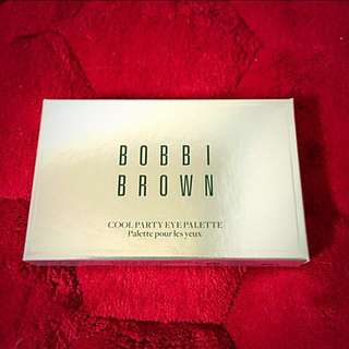 BOBBI BROWN六色眼影盤