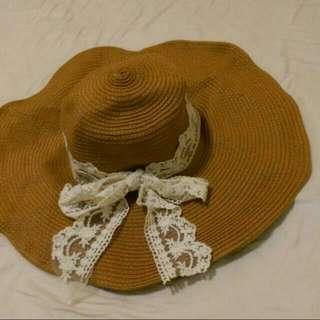 夏日必備 大草帽