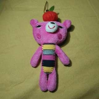 韓國粉紅小熊