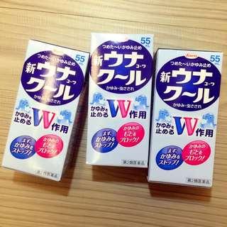 日本企鵝蚊蟲叮咬止癢藥