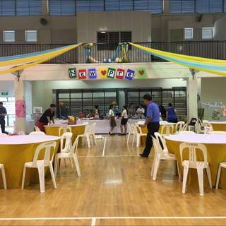 Rental Of Tables And Chairs