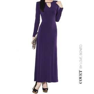 Love Bonito Covet Adalia Long Dress