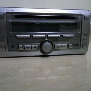 Original Toyota Equipment Radio Cd Headunit Pioneer
