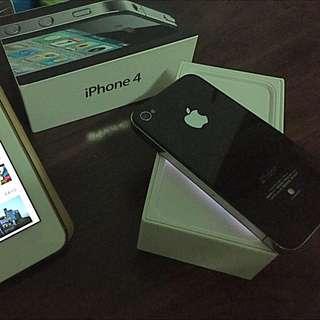 iPhone 4 神秘黑