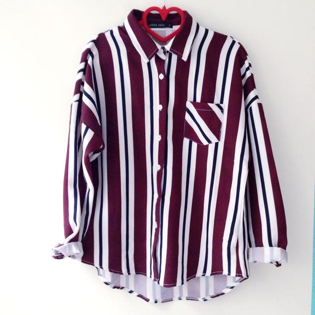 襯衫/古著/文青