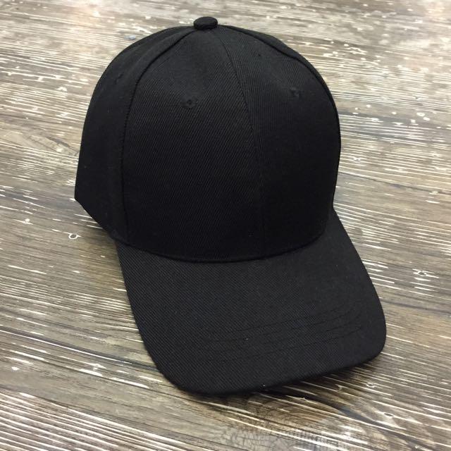 新💯韓版素面老帽