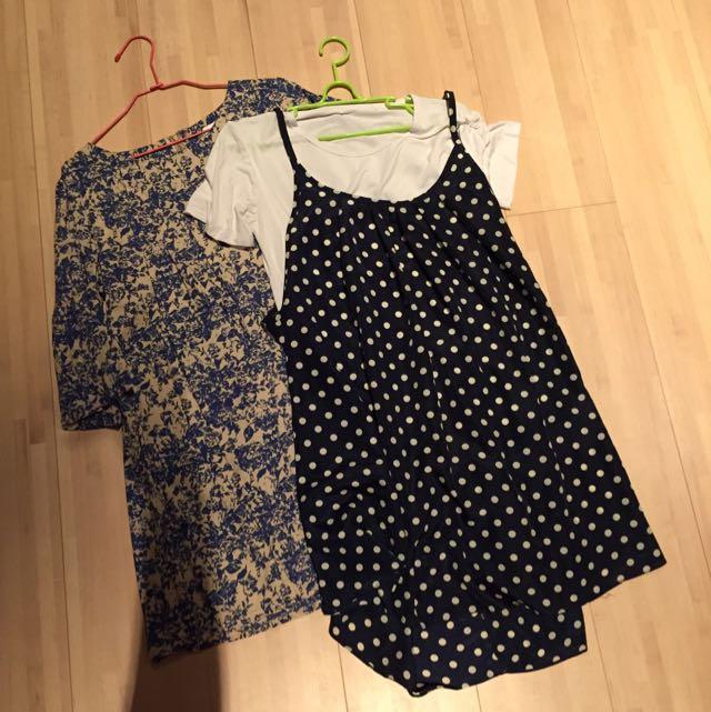 孕婦裝組 2件一起賣