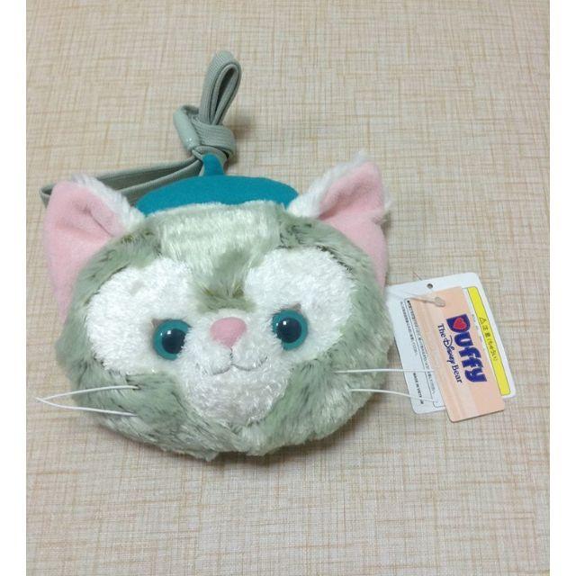 東京海洋公園限定 梅莉貓造型票卡小包