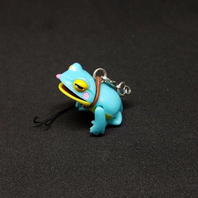【二手】 散步青蛙 吊飾 扭蛋
