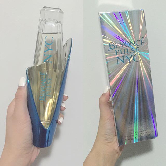 ✨ Beyoncé Pulse Perfume