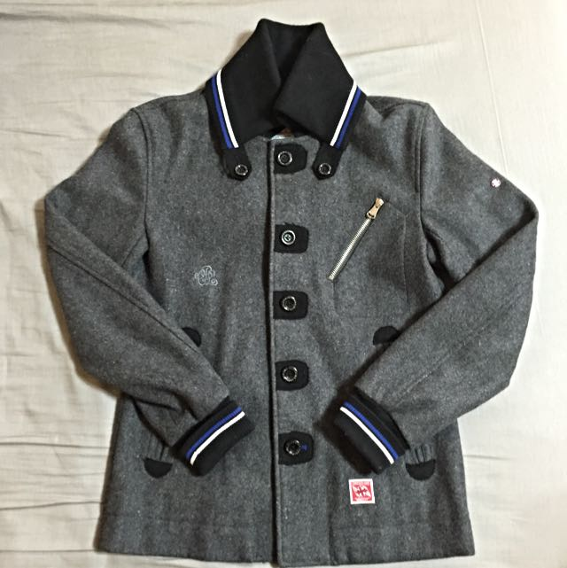 Cabal  Wool Blouson Jacket 布勞森羊毛外套 S