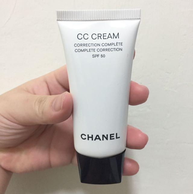 Chanel 香奈兒 CC霜