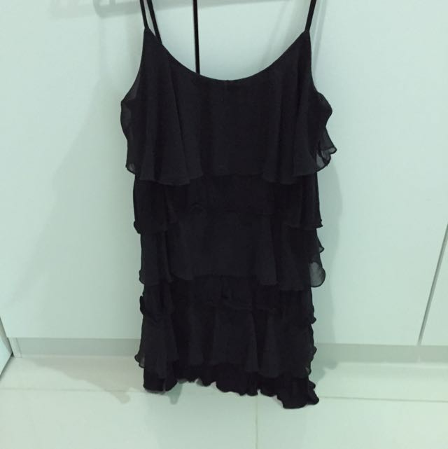 Forever 21 Layered Spaghetti Strap Top
