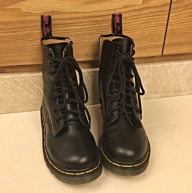 Grace Gift 馬丁靴