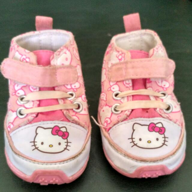 Hello Kitty Sepatu Anak