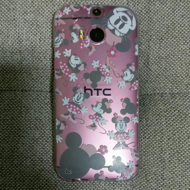 HTC M8 米妮 手機殼
