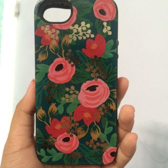 Anna Rifle Bond - Iphone 5/5s Case