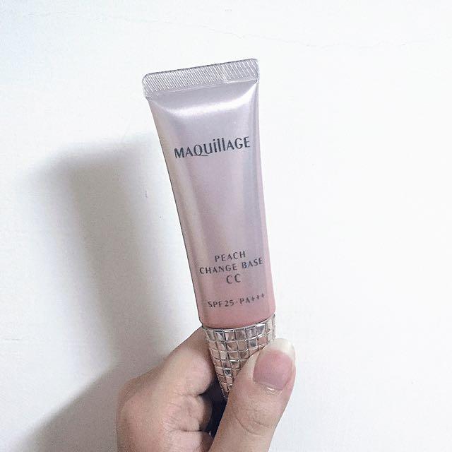 (待匯款)Maquillage CC霜