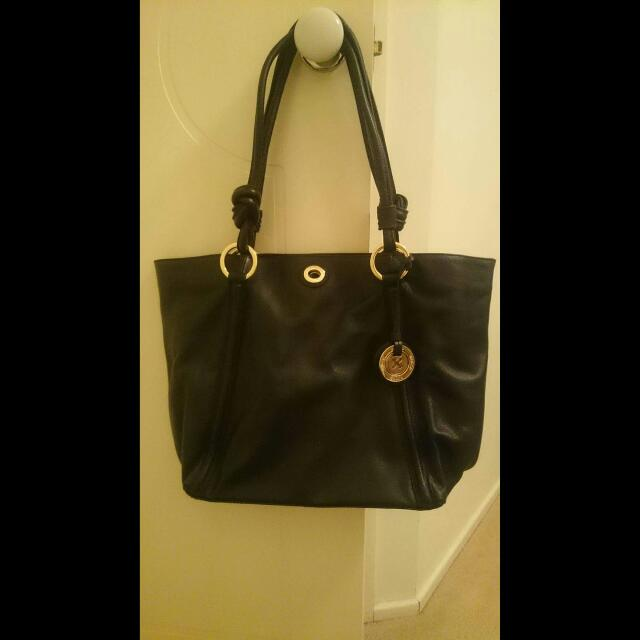 MIMCO BNWT BLACK SUPERNATURAL TOTE BAG!