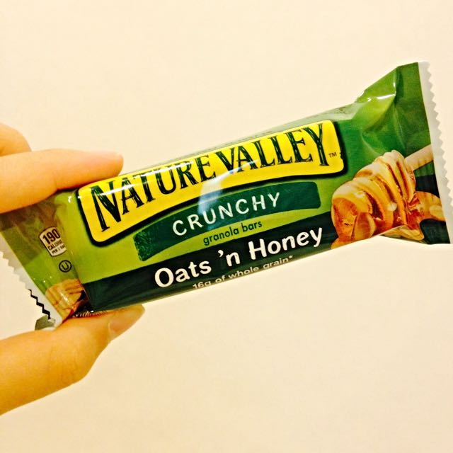 10包🍯Nature Valley蜂蜜燕麥棒