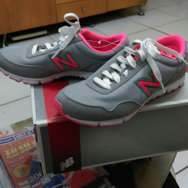 全新NB正版輕量化慢跑鞋 25cm