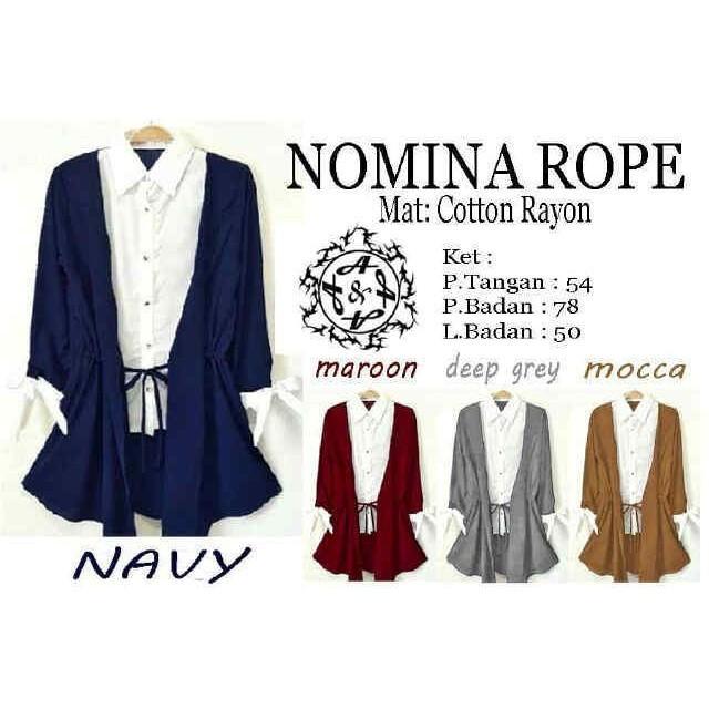 Nomina Rope