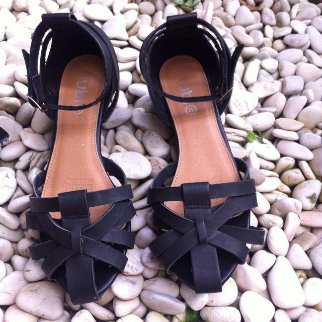 RUBI Midi Heels Sandals