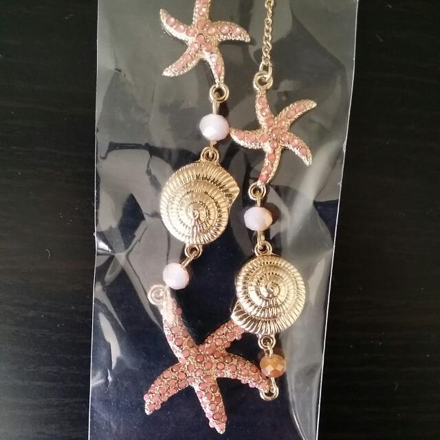 Seashell Design necklace