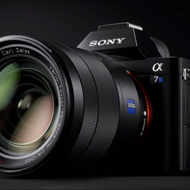 Sony A7S (Reduced)