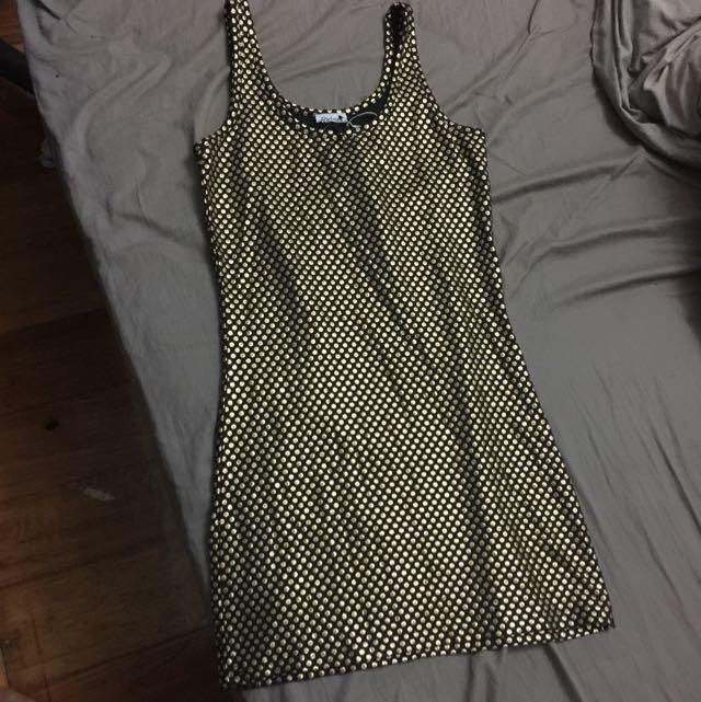 Tank Bodycon Dress