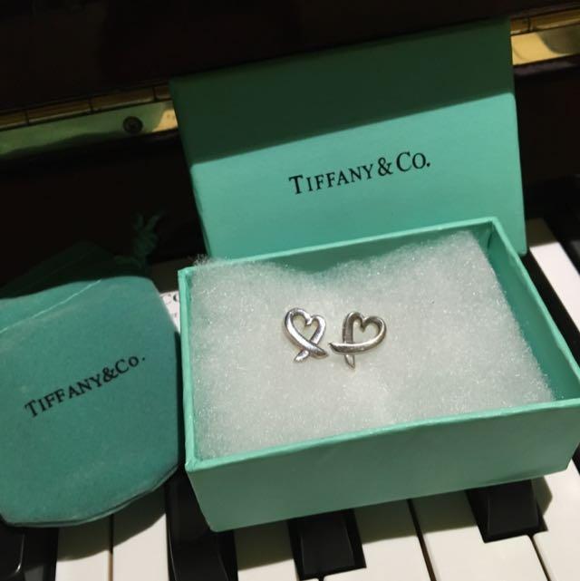 Tiffany&Co耳環