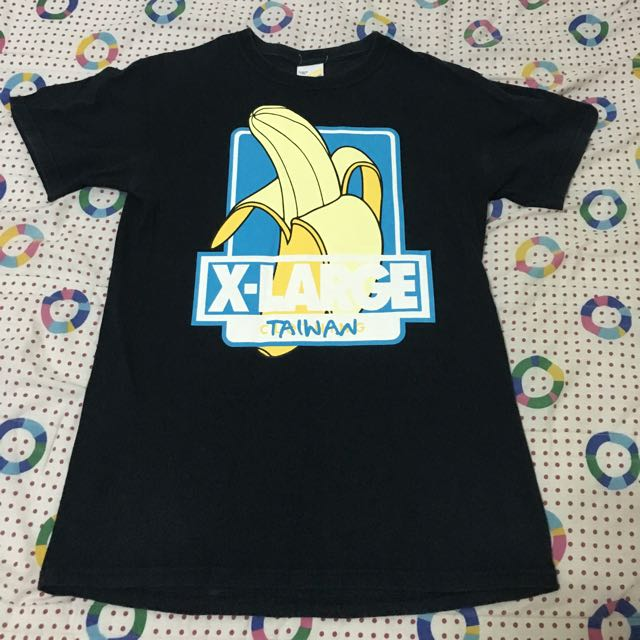 X LARGE 香蕉