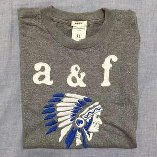 AF A&F Abercrombie KIDS 女生 短袖 XL
