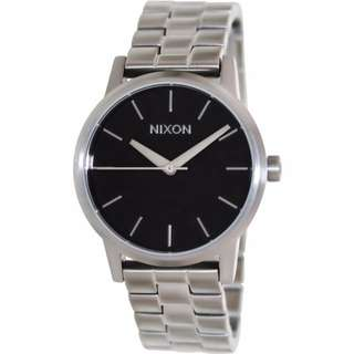 Brand New Nixon Womens Kensington watch SILVER