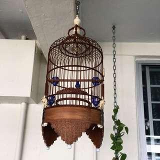 Mata Puteh Cage Banji