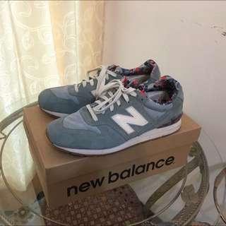 New balance996迷彩