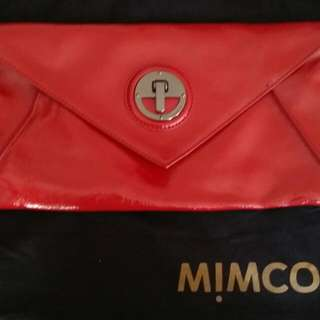 Mimco Envelope Clutch large