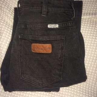 Wrangler Hi Twiggy Jeans