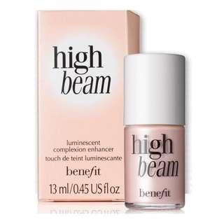 BRAND NEW: Benefit High Beam (Full Size)
