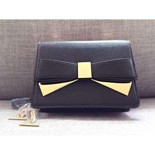 Charles & Keith Bow Clutch